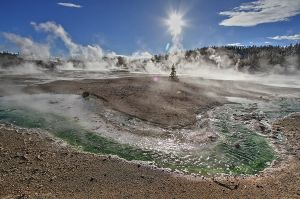 Yellowstone I - USA by ThomasHabets