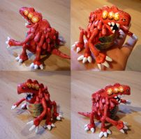 Crocomire Figurine by Jelle-C