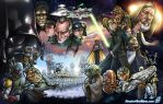 Star Wars by AdamWithers