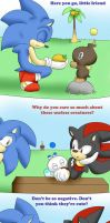 Chao Comic Strip by xShadilverx