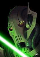 General Grievous by Shnek