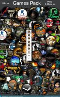 Mega Game Pack by 3xhumed