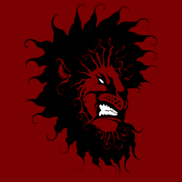 Angry Lion by SteveOramA