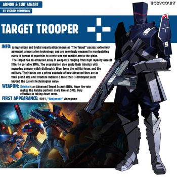 Target Trooper Bodycount by Pino44io