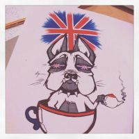 British Dawgz by icantreid