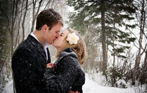 Love In A Snow Storm by beyondimpression