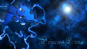 Princess Luna by Jamey4