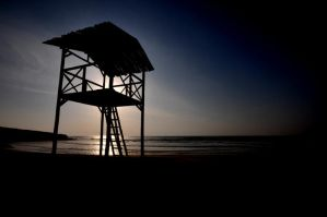 The baywatch... by JACAC