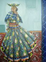 Herero Lady by lizzy1e