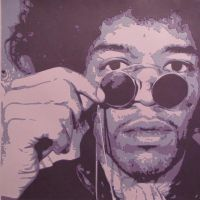 Jimi Hendrix2 by Papergizmo