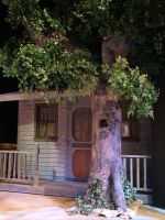 Boo Radley's house from To Kill a Mockingbird by timodonnell