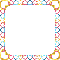 Square Frame Tropical 5 by happyare