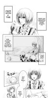 [Comic] Attack on Titan AU Jearmin by rainbuni