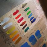 Water-Soluable Oil Paints by lavonia