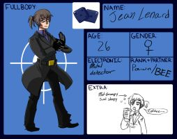 TC - Jean Lenard by LittleFrost