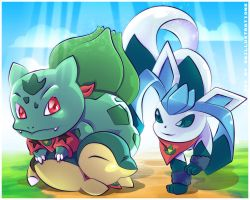 Pokemon Mystery Dungeon Tales by GBIllustrations