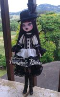 Shilo - Victorian Dress by Helena-Balzac