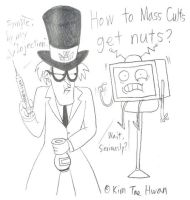 How to Mass Cults get nuts? by komi114