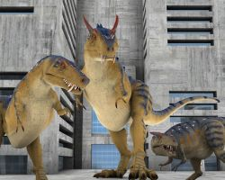 Your Choice Trex end results by PWRof3D
