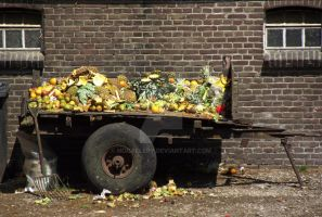 Fruit car by MDGallery