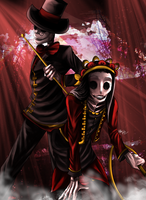 Ringmasters by Beverii