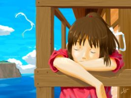 Spirited away by Lumaga