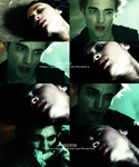 Edward Cullen // Allison Argent by N0xentra