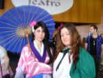 AS 2013 - with Mulan by GensoukyokuCosplay