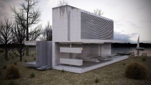 Exterior by masin