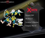 Deadliest Warrior X-Men by SmokeyandtheBandit