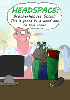 HEADSPACE:  Brotherhooves Social by Ignolian-Thorne