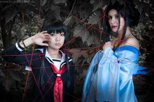 Hone Onna with Enma Ai by Lulu-kitsune-20