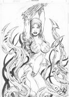 witchblade .2 by undergrace777