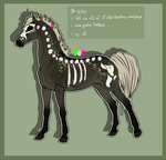 1742 Padro Raffle Result Import for HorsePonyGal by ArtOfFreedom