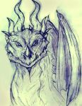 Dragon Head by Friendermen