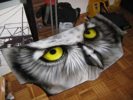 custom airbrush by Illpnoy