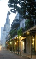 New Orleans Street by mysticdream325