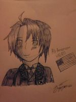 All-American Hero by zippo12