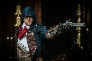 AC UNITY - Pistols at Dawn by CreedCosplay