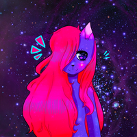 as u can probably tell, i Luv Space by cakep0p