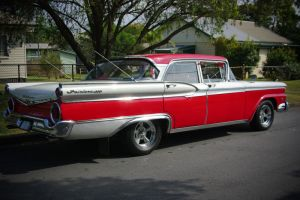 Ford Fairlane 500 1960 by StellaPhotos