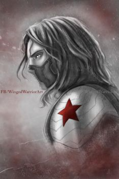 Winter Soldier by Winged-warrior