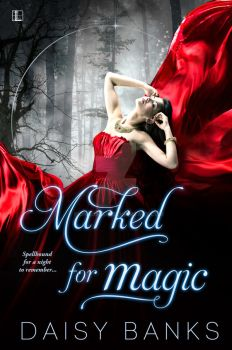 Marked For Magic: Fantasy Romance Book Cover Desig by fionajayde