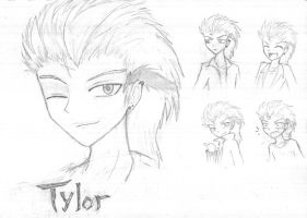 My Oc's: Tylor by firehorse6