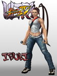 USFIV Ibuki Casual outfit for XPS download by KSE25