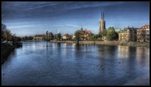 The river of colours by dunvael