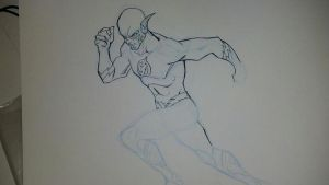 Flash in progress by juanjosilva