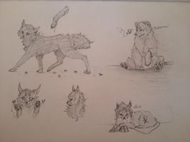 Sketches_2 by Madlaid