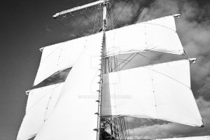 under full sail by ghito