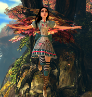 AliceTrailerDress game-version1 by tombraider4ever